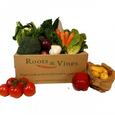 Picture of Salad & Veg Box - Small
