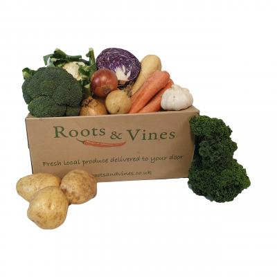 Picture of Veg Box - Small